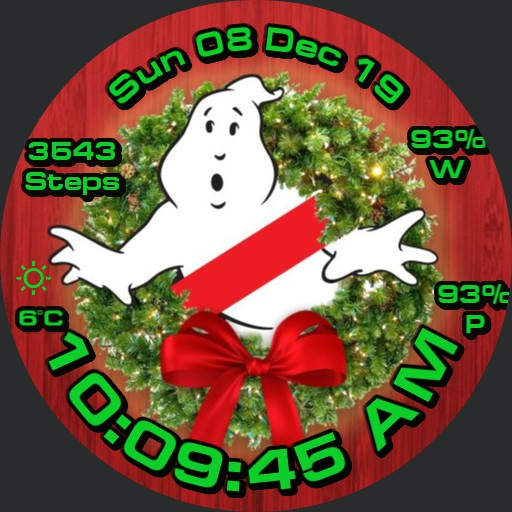 Christmas Ghostbusters