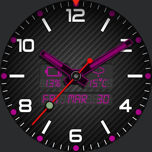U.S. Spec Ops Command Carbon NightMode Steps Colors