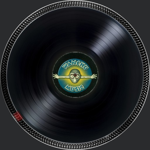 Technics DJ Vinyl Wanchu Label