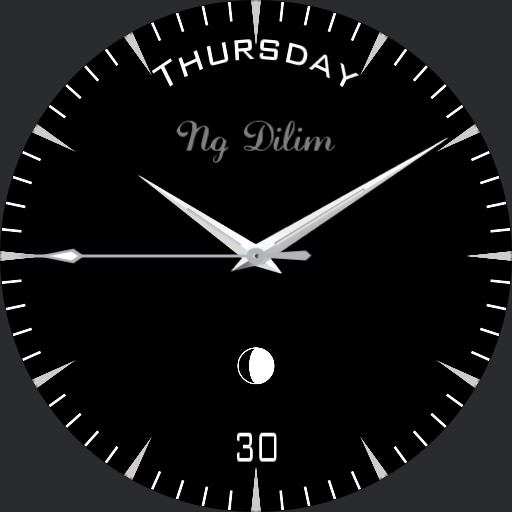 NgDilim Day-Date Classic