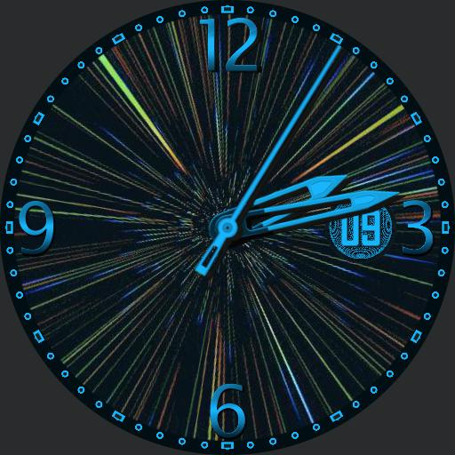 Time vortex 4 Face Edition.