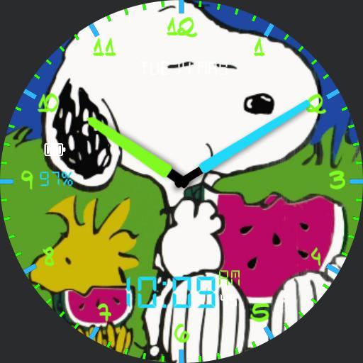 Summer Snoopy