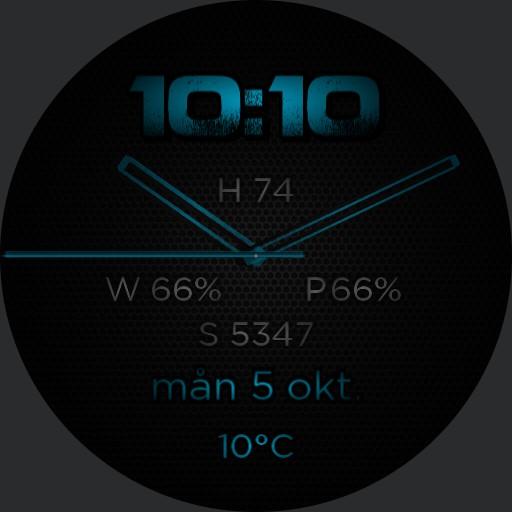 TL Watch 2 light Blue