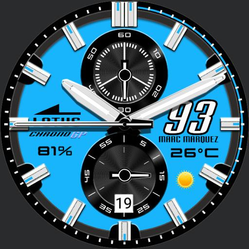 Lotus Chrono GP Marc Marquez ucolor