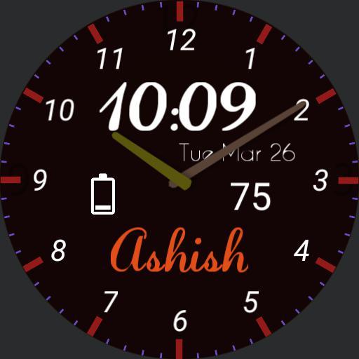 Ashish Watch