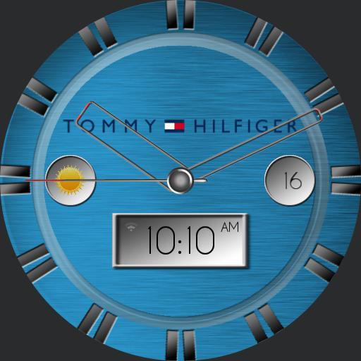 Tommy Hilfiger blue