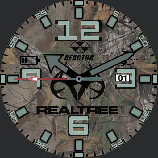 Reactor Realtree