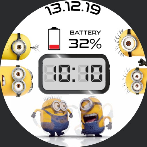 Minions Watch