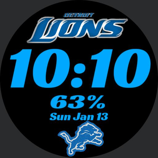 Detroit Lions digital