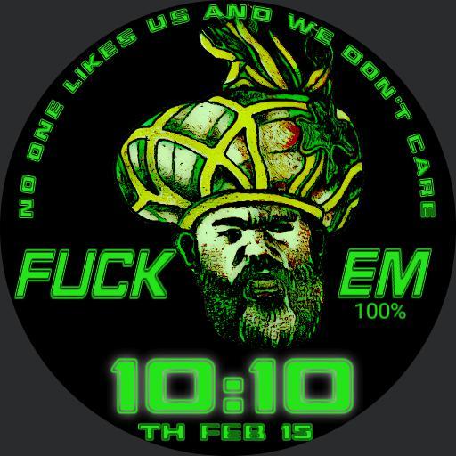 JK Fuck Em v3 Philly Eagles