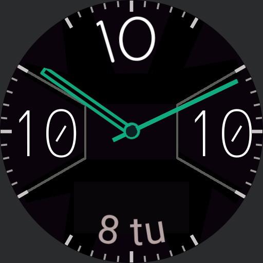 shaggy26  3 dials