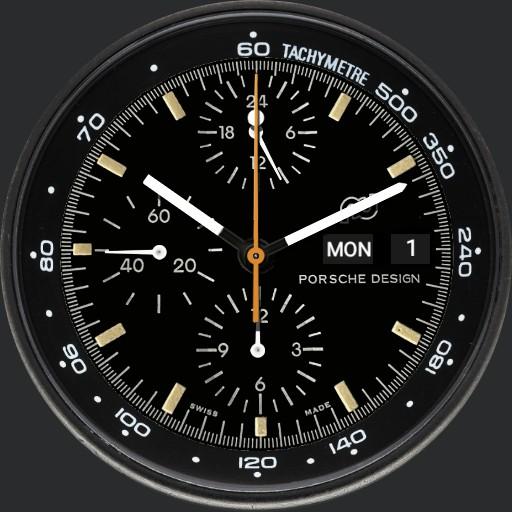 Orfina Porsche Design Chronograph 1