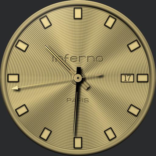 Inferno MXI Gold  Silver