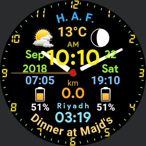Beautiful Versatile Watch for Wear OS