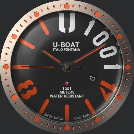 U-Boat 1001 handless