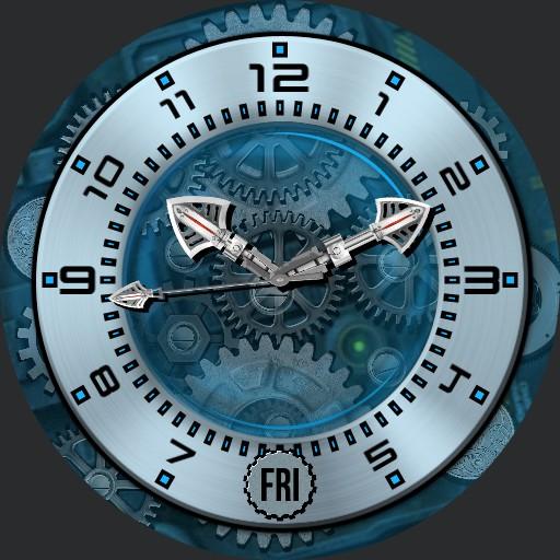 Skeli Mechanical with Fader series. V5.01 Copy