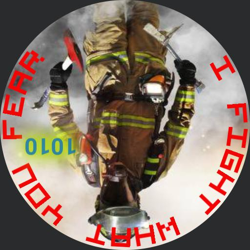 Firefighter  for left handed watches