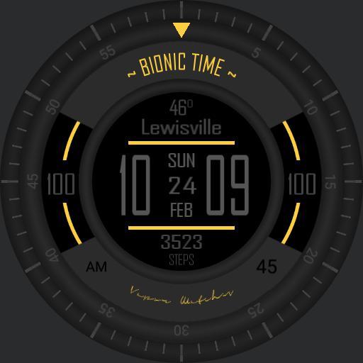 Bionic Time