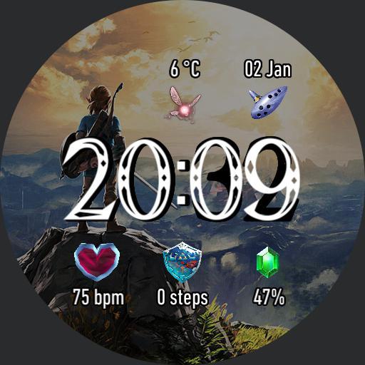Legend of Zelda Eternal Watch