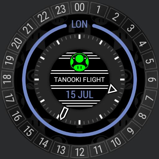 Tanooki Flight