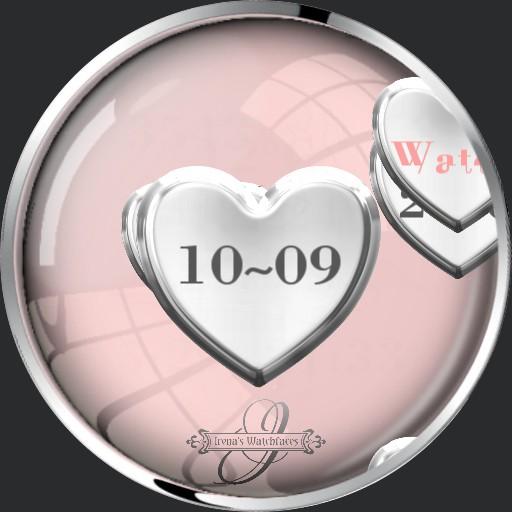 love my Watch 3 Seiten Face