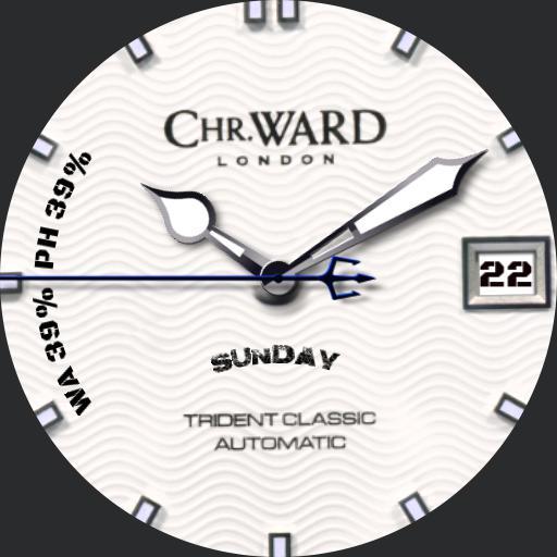 Trident Chr Ward