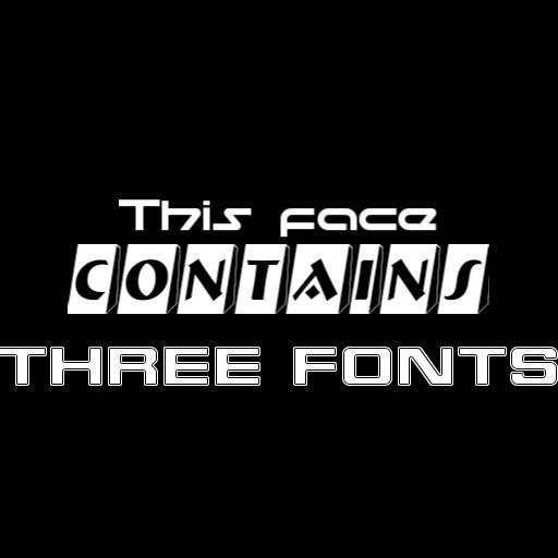 Font Pack 1