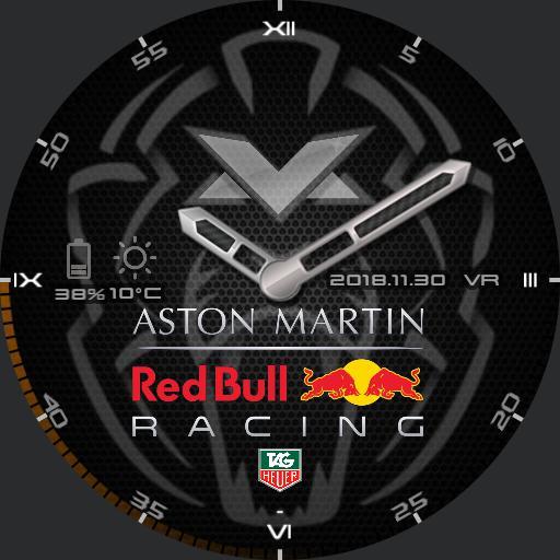TICWATCH  E RedBullRacing Max Verstappen E  orange
