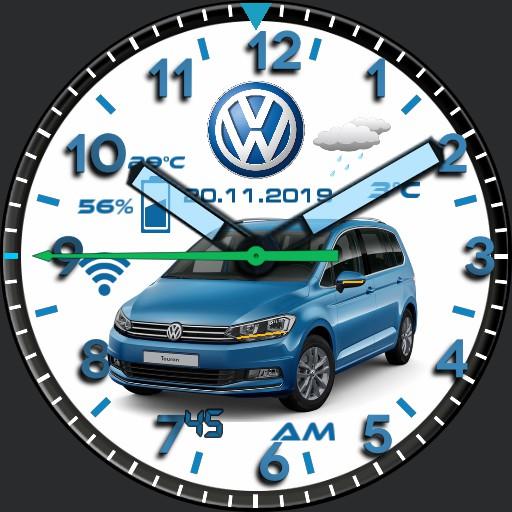 VW-Watch 1.8 Blue Edition