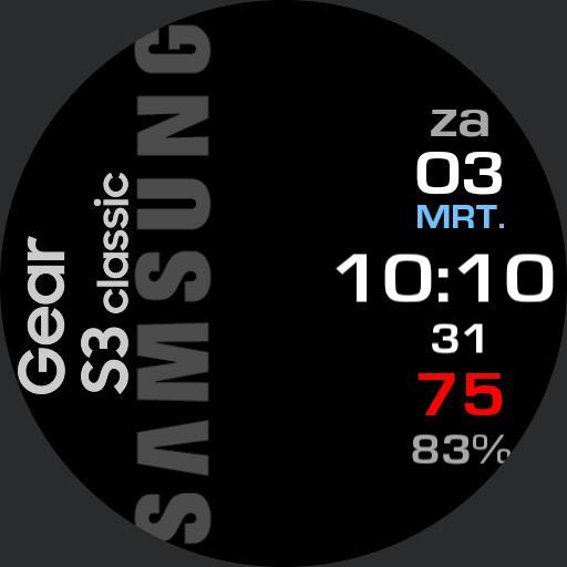 Simple Digital Gear S3