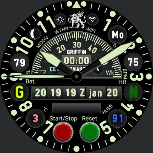GRIFFIN Aeronaut VI