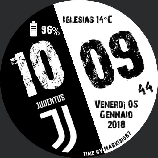 Juve Digital two faces 24h simple