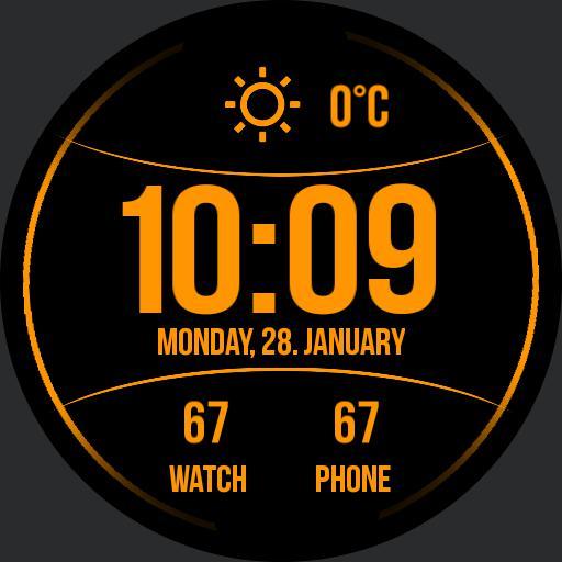Digital Watch Test