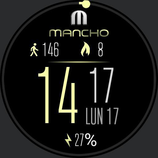 mancho sporty