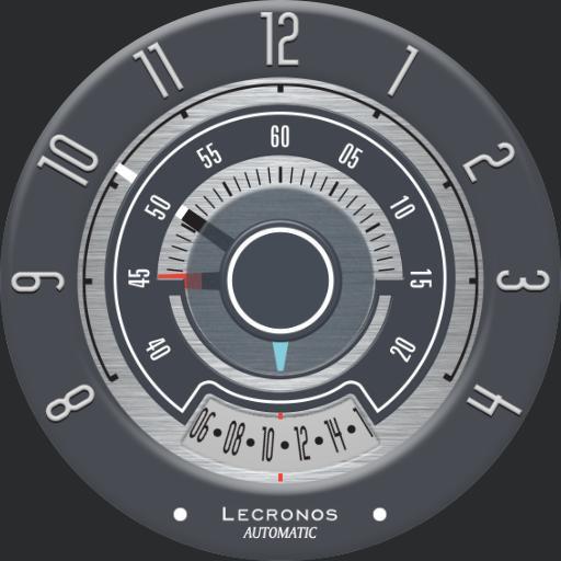 Lecronos Speedometer