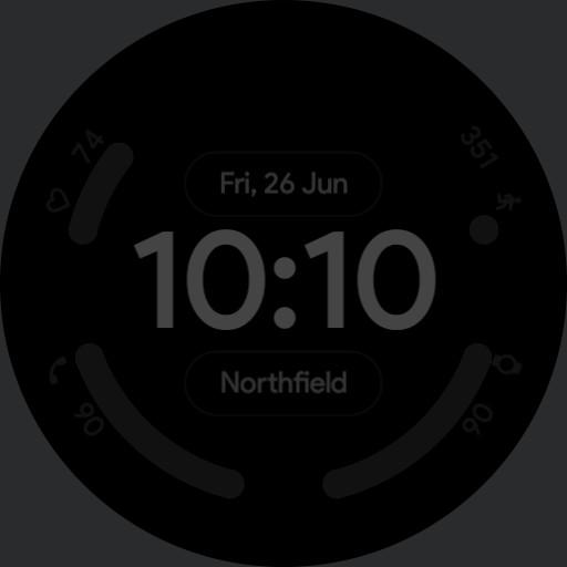 Night Mode Minimal