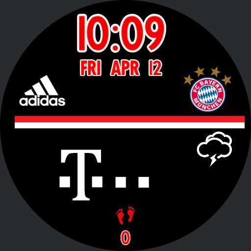 Bayern Munich - Moumneh Edition