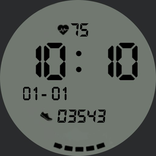 Ticwatch Pro Essential mode