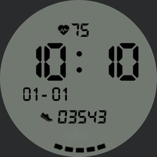 Ticwatch Pro Essential mode