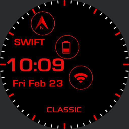 classic swift
