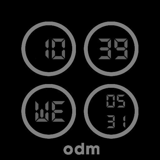ODM metal bloc