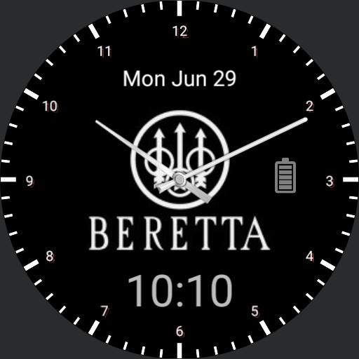 Beretta guns