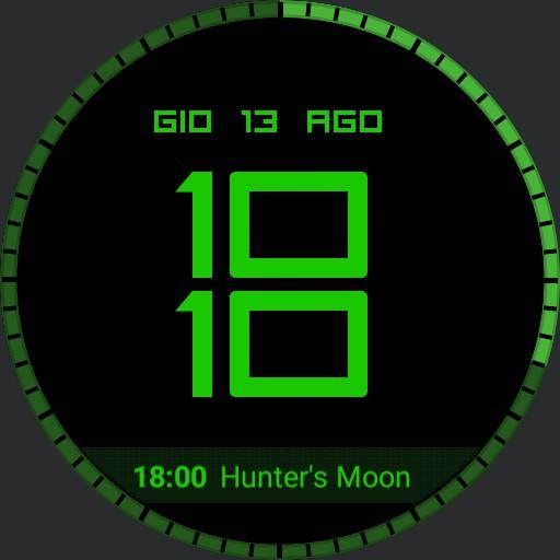 Hunters Moon - Green