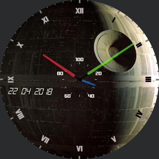 Deathstar Watch