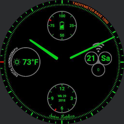 Tritium 2.0 Green