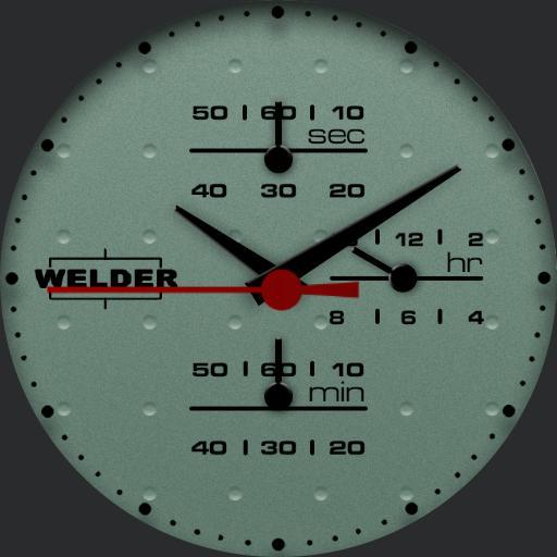 WELDER GREEN