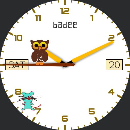 Owl and mouse ver 1.003 - Badeeudin