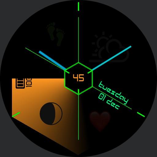 Dark hex radar 1
