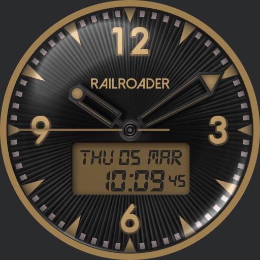 snork railroader II