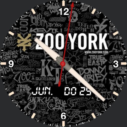 zoo york